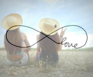 love and summer image