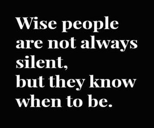 quote and wise image