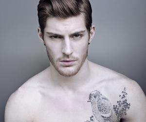 boy, tattoo, and cute image