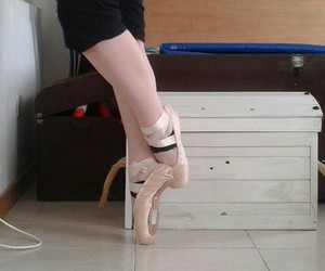 ballet, ballet shoes, and classical image