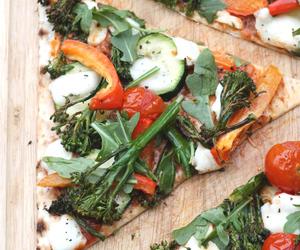 breakfast, food, and veggies image