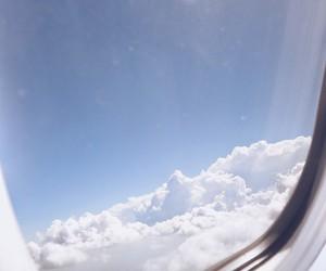 boho, grunge, and sky image