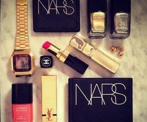 nars, chanel, and makeup image