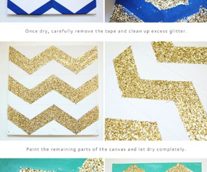 diy, glitter, and inspiration image