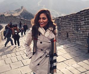bethany mota, china, and fashion image