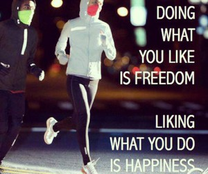 fit, inspiration, and run image