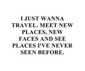 travel, quotes, and places image