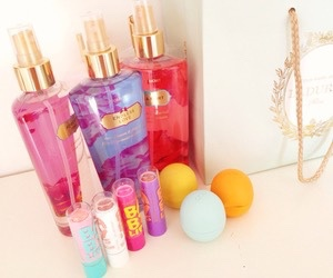 pink, Victoria's Secret, and eos image