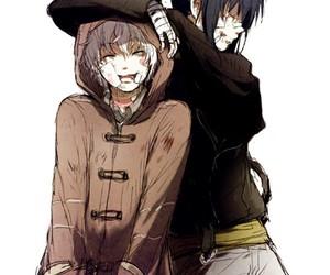 nezumi, anime guys, and shion image