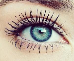 beautiful, eye, and lashes image