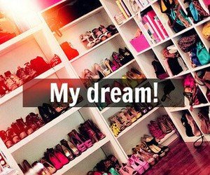 Dream, shoes, and clothes image