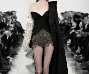 fashion, style, and haute couture image