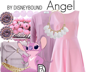 angel, disney, and lilo and stitch image