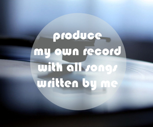 happiness, record, and Lyrics image