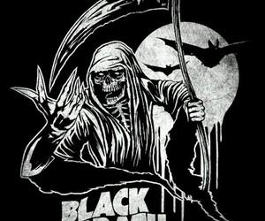 Black Sabbath, legend, and metal image