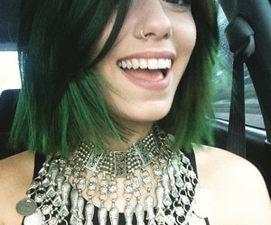 116 Images About Green Hair On We Heart It See More About Green