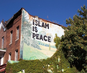 islam, peace, and muslim image
