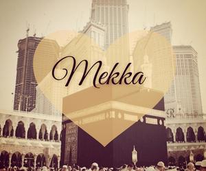 islam, mekka, and allah image