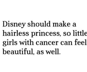 disney, princess, and cancer image