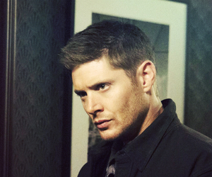 dean winchester, demon, and supernatural image