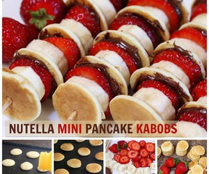 fruit kabobs diy and chocolate dessert kabobs image