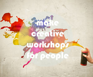 creativity and workshops image