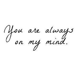 always, mind, and you image