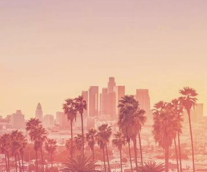 california, los angeles, and city image