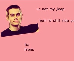 haha, valentines day, and valentines day card image