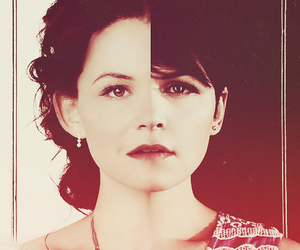 snow white, once upon a time, and mary margaret image