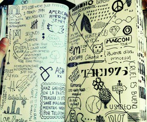 draws, idk, and wreck this journal image