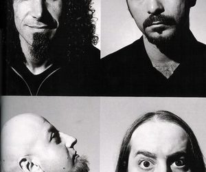 band, rock, and system of a down image