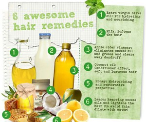 beauty, hair, and remedies image