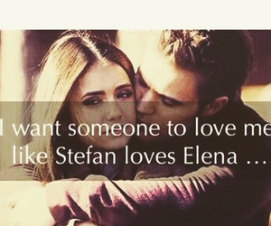 the vampire diaries and stelena image