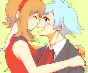 may, pokemon, and steven stone image