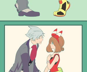may, haruka, and oras image