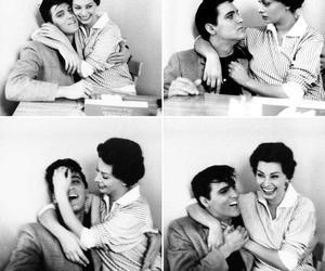 Elvis Presley, elvis, and sophia loren image
