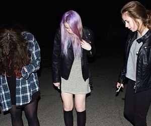 black, grunge, and cool image