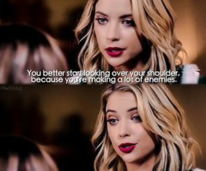 pretty little liars, pll, and hanna image