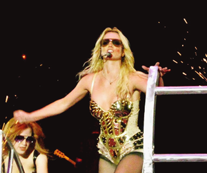 britney spears and circus tour image