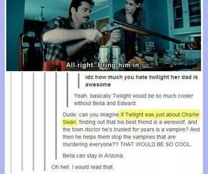 twilight, funny, and lol image