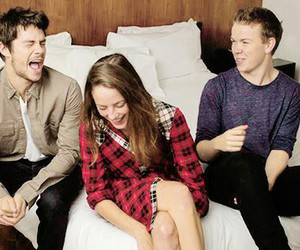 KAYA SCODELARIO, will poulter, and the maze runner image