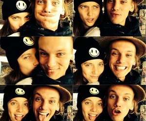 Jamie Campbell Bower, love, and matilda lowther image