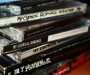 my chemical romance and mcr image