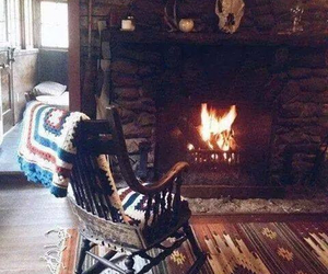 cozy, home, and warm image