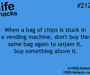 food, vending machines, and life-hack image