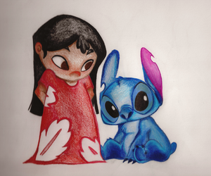stitch and lilo and stitch image