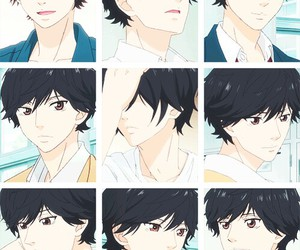 ao haru ride and anime image