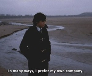 quotes, submarine, and alone image