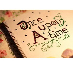 once upon a time, story, and fairytale image